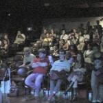 Exibição da Casa Orgânica no Cineclube Socioambiental Crisantempo