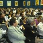 Palestra na Universidade São Francisco em Bragança Paulista
