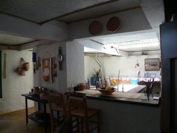 Outra vista da cozinha!
