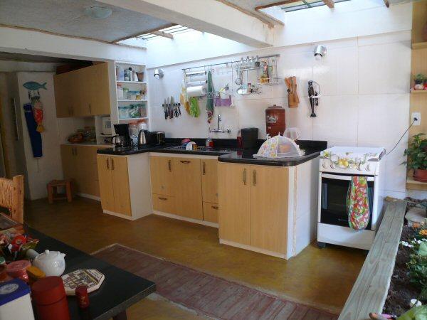Uma parte da cozinha!